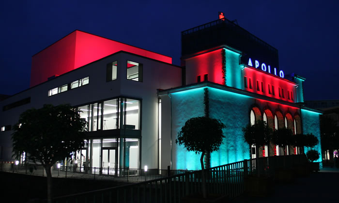 Sponsoring – das Apollo-Theater in Siegen